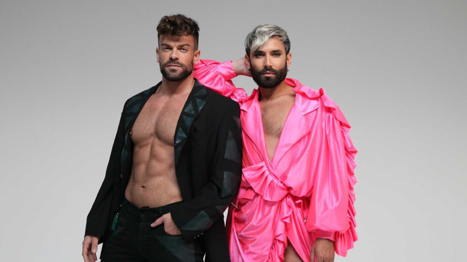 "Ricky Merino y  Conchita Wurst lanzan el tema ""Smalltown boy"""