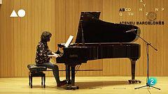 Noelia Rodiles - Dues peces per a piano