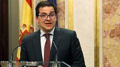"""Espejo Saavedra (Cs), sobre los presupuestos: """"No van a ser moderados si tienen el apoyo de Bildu o ERC"""""""