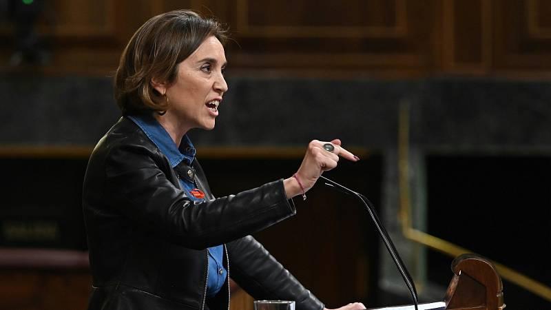 """Gamarra acusa al Gobierno de """"vender su alma al diablo"""" al acordar  con Bildu y Calvo dice que PP también pactó con todos"""