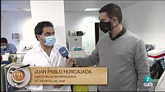 """Cafè d'idees - Dr. Horcajada: """"Els tests d'antígens s'han de fer en centres sanitaris"""""""
