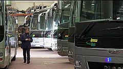 As empresas de autobuses discrecionais piden moratorias nos créditos e alugueres para sobrevivir ao parón da pandemia