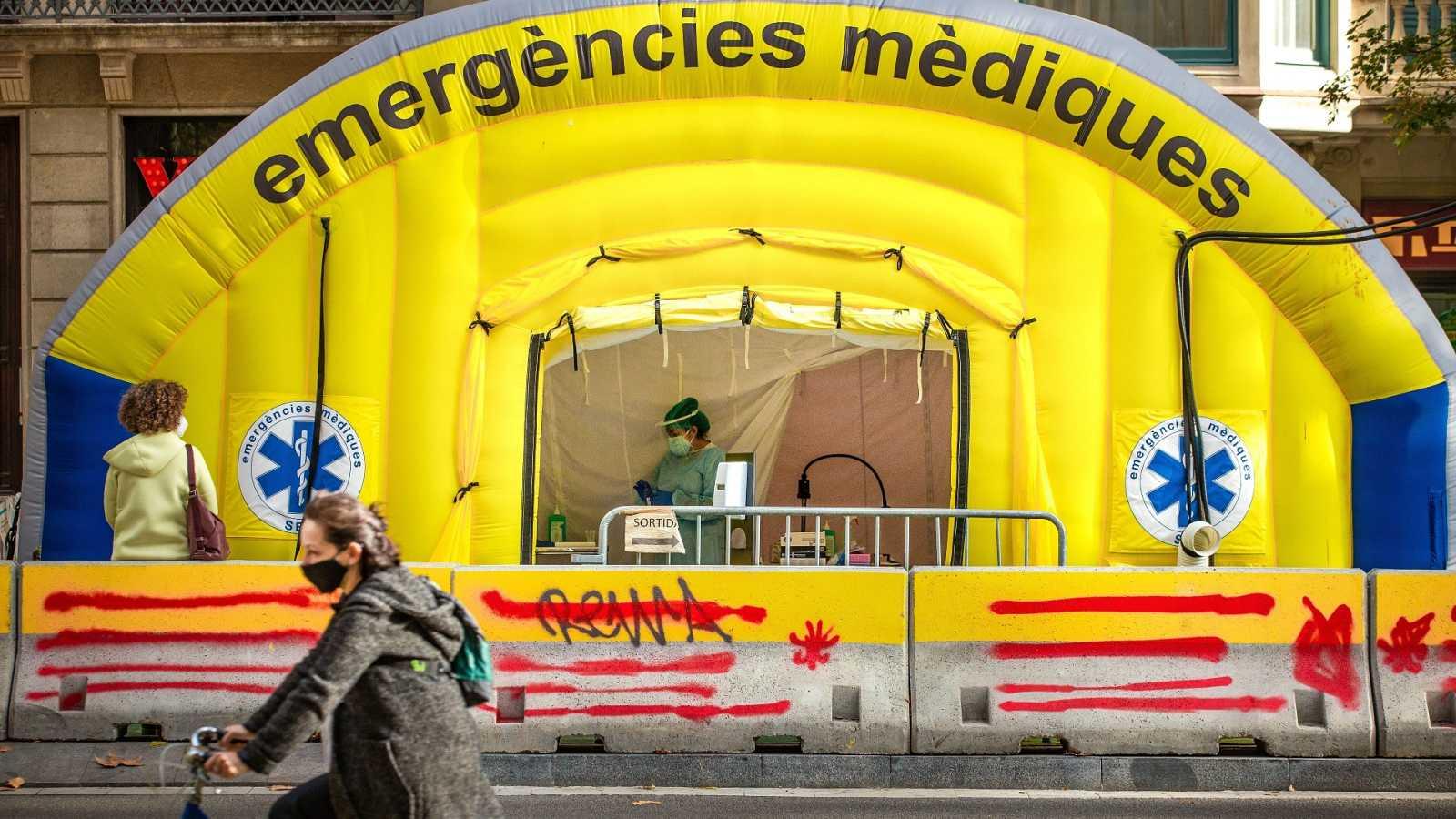 Navidades con restricciones por el coronavirus en Cataluña