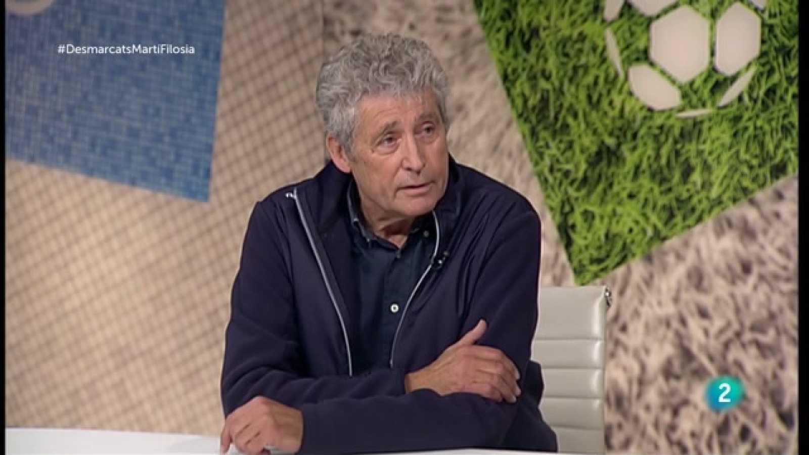 Desmarcats - Narcís Martí Filosia, exfutbolista