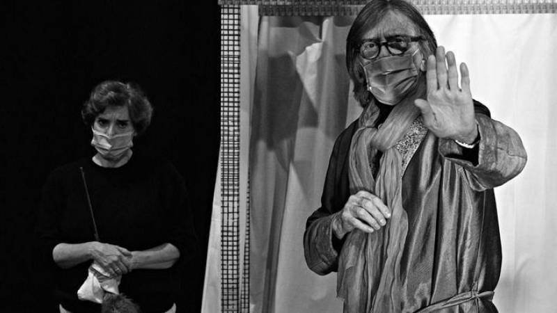 Los actores de teatro piden más protección frente al coronavirus
