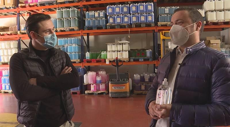 Comando Actualidad - La venta de geles hidroalcohólicos está en su momento dorado: incrementan un 1.000%