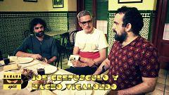 Banana Split - Gallinejas con Joe Crepúsculo y Nacho Vigalondo