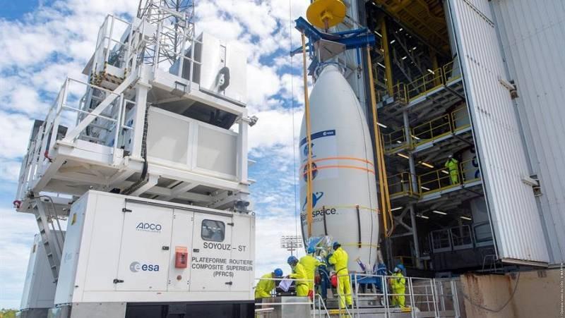 """Fracaso del lanzamiento del satélite Ingenio: """"Asumimos que nuestro trabajo está sometido a estos riesgos"""""""