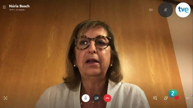 Entrevista a Núria Bosch, Col·legi de Farmacèutics de Barcelona