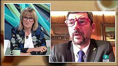 Cafè d'idees - Joan Canadell decebut amb la gestió del govern