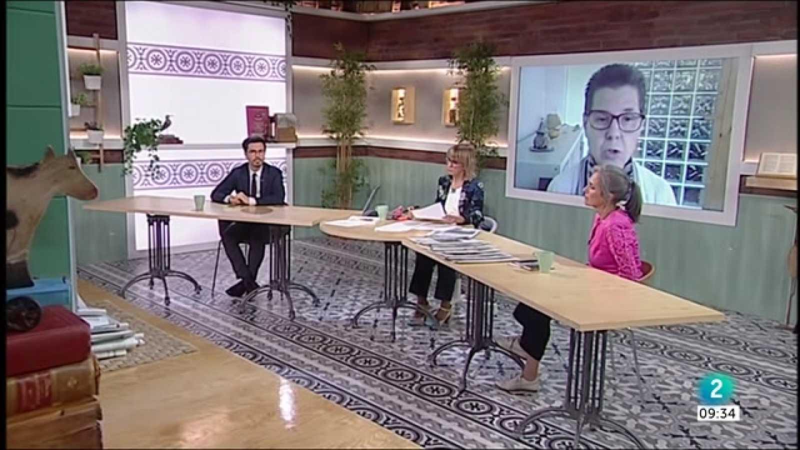 Bernat Solé, Joan Canadell i Dia Mundial contra l'Abús Infantil
