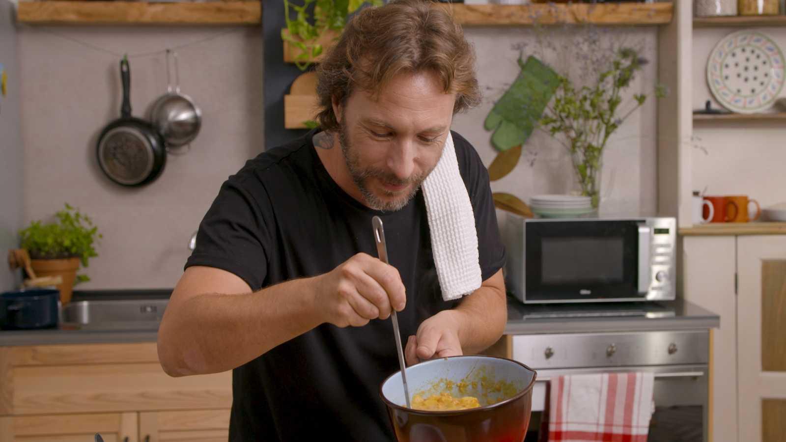 Lentejas Delhi Gipsy Chef