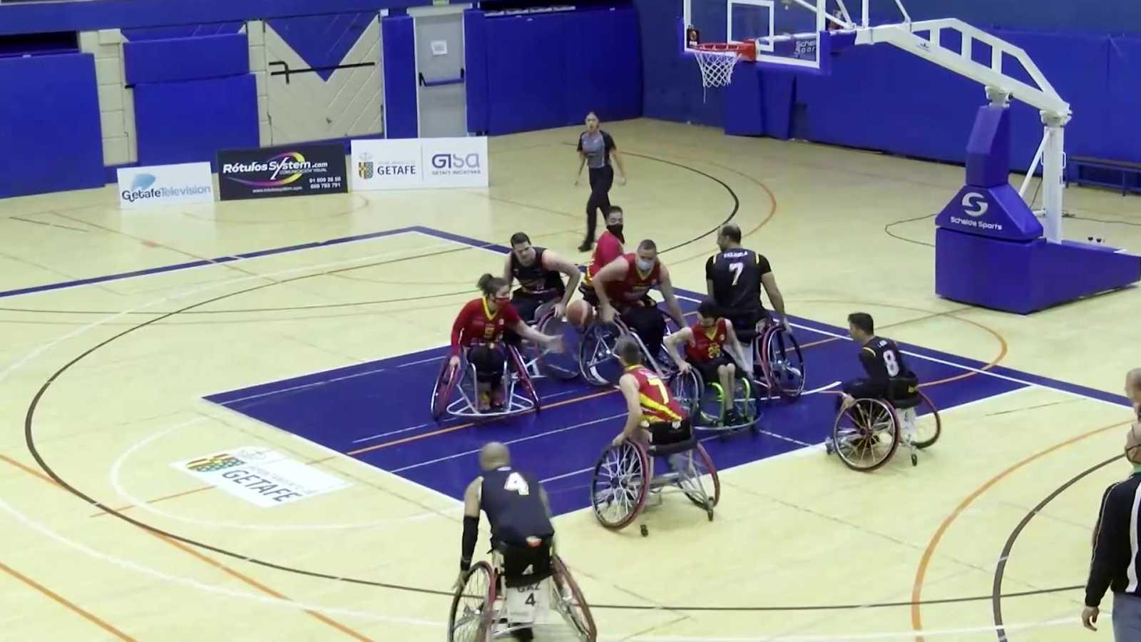 Baloncesto en silla de ruedas - Liga BSR División de Honor. Resumen Jornada 3 - ver ahora