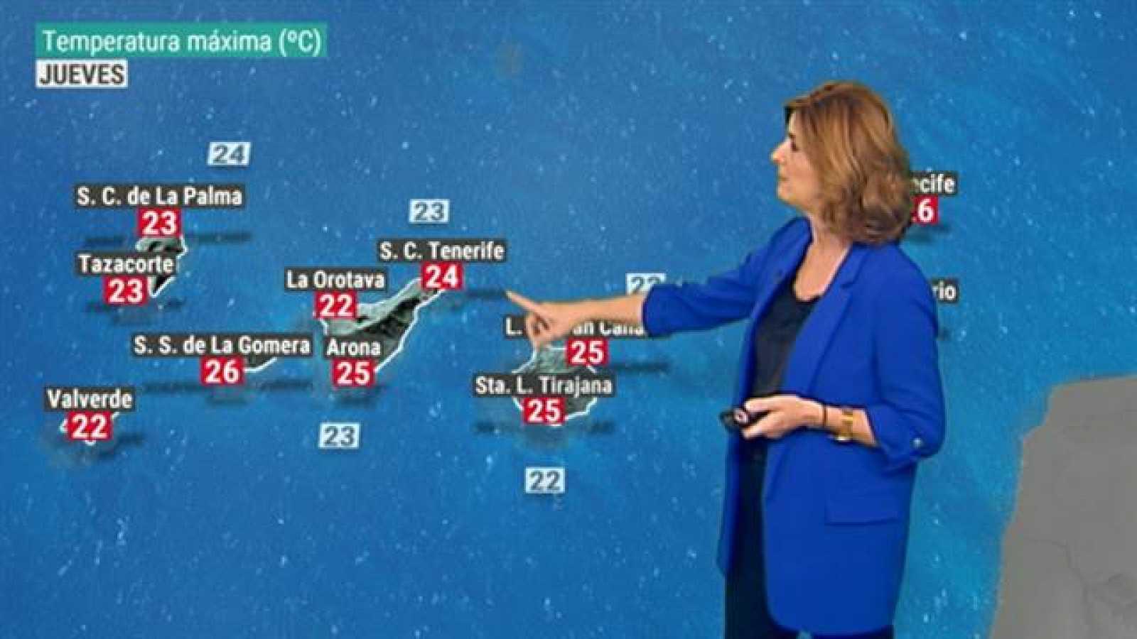 El tiempo en Canarias - 19/11/2020