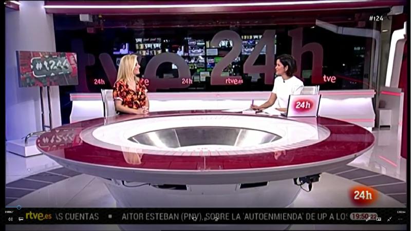 "Henar Álvarez y su humor feminista en ""La mala leche"""