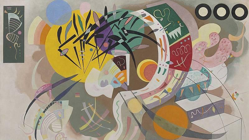 Kandinsky y Guggenheim, los grandes aliados en el arte abstracto del siglo XX