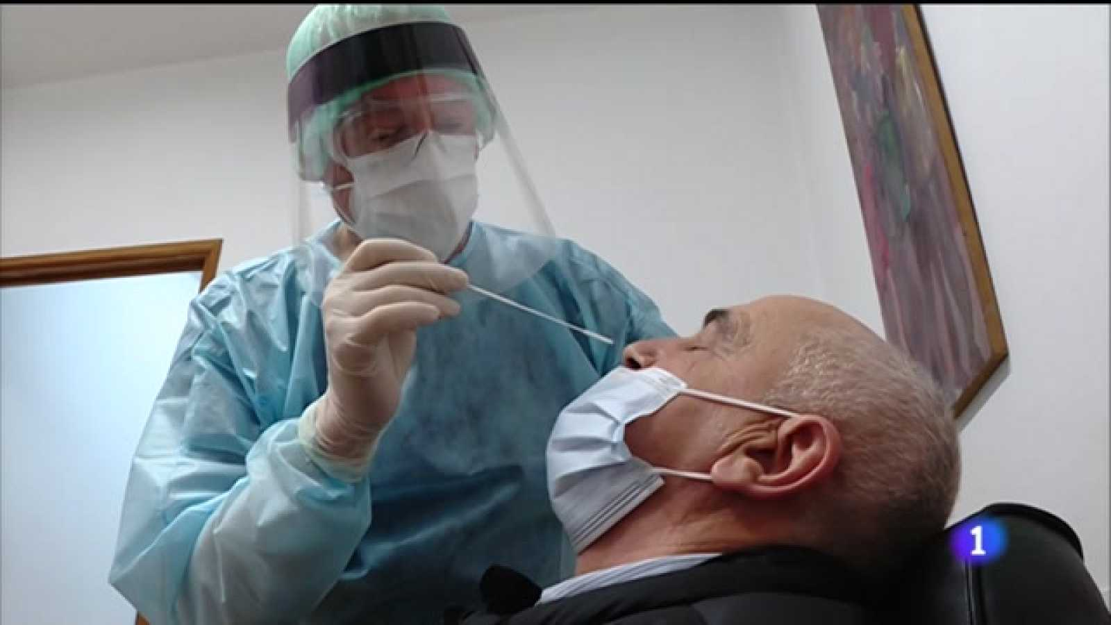 As farmacias galegas están dispostas a realizar os test de antíxenos