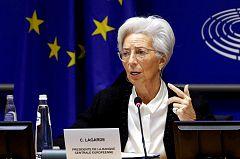 Christine Lagarde apremia a la UE para aprobar los fondos de recuperación cuanto antes