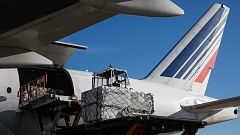 Las compañías aéreas se preparan para el transporte refrigerado de las vacunas contra el coronavirus