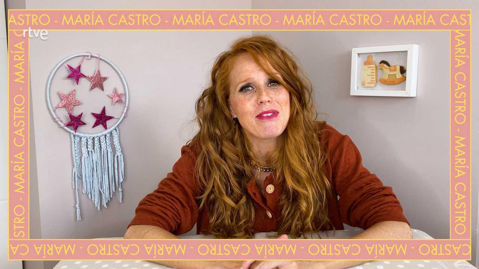 Los 'tips' de María Castro para cuidar a un recién nacido