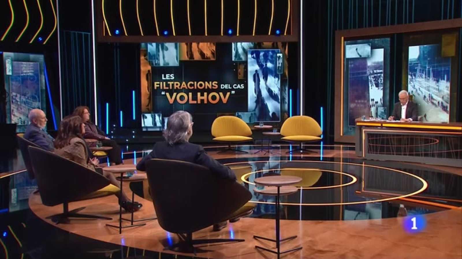 Obrim fil - Les filtracions del cas Volhov