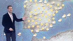 Notable descenso de las temperaturas y viento fuerte en Cataluña y Baleares
