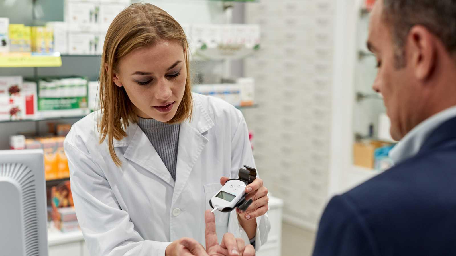 Según los técnicos superiores sanitarios las farmacias no están adaptadas para hacer test