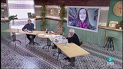 Cafè d'idees - Meritxell Budó, 14-F, pla d'obertura i Gran Recapte