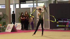 Gimnasia rítmica - Campeonato de España Masculino