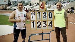 Atletismo - Campeonato de España FEDDF