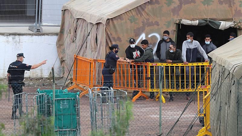 Escrivá anuncia 7.000 plazas de acogida para atender migrantes en Canarias
