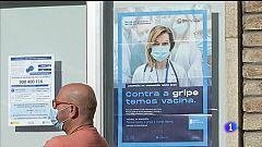Cancelan citas para poñer a vacina da gripe pola escaseza de doses
