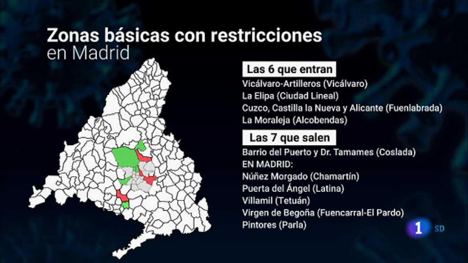Informativo de Madrid 2 - 2020/11/20- Ver ahora