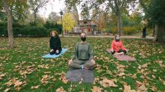 Yoga para después de correr y caminar