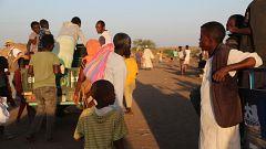 La guerra en Etiopía provoca más de 34.000 refugiados e impide llevar ayuda humanitaria a 2,3 millones de niños