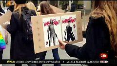 Carteles empoderantes para las polacas de Huelga de Mujeres