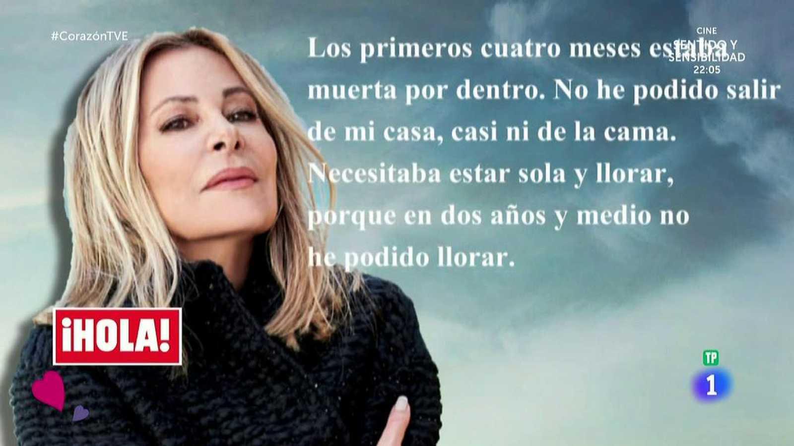 Ana Obregón abre su corazón en la revista ¡Hola!