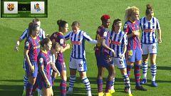 Fútbol - Primera División Femenina. 9ª jornada: FC Barcelona - Real Sociedad