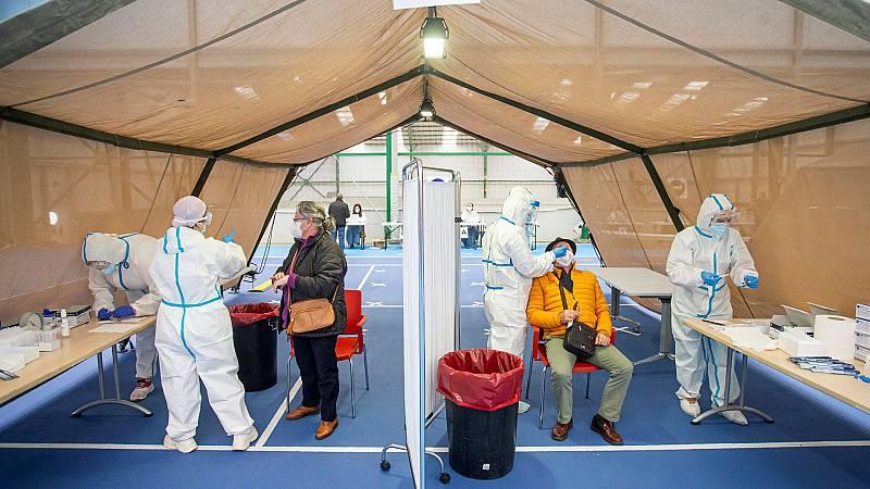 Burgos inicia un cribado masivo de su población para detectar casos asintomáticos de coronavirus
