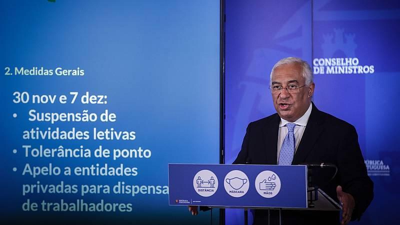 Nuevas restricciones en Portugal para contener la pandemia