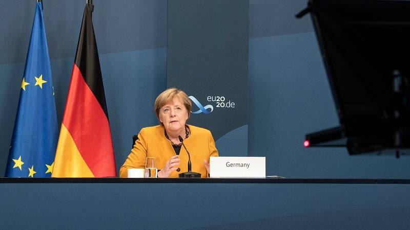 Angela Merkel, 15 años al frente de Alemania, la mayor economía de Europa