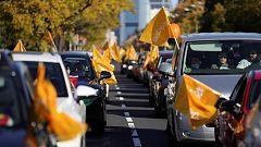 Manifestaciones contra la 'ley Celaá' en una treintena de provincias