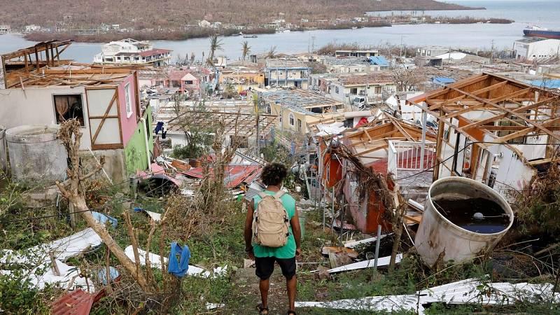 Los huracanes azotan Guatemala