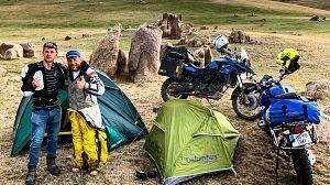 Las huellas de Gengis Khan:Conociendo el budismo de Mongolia