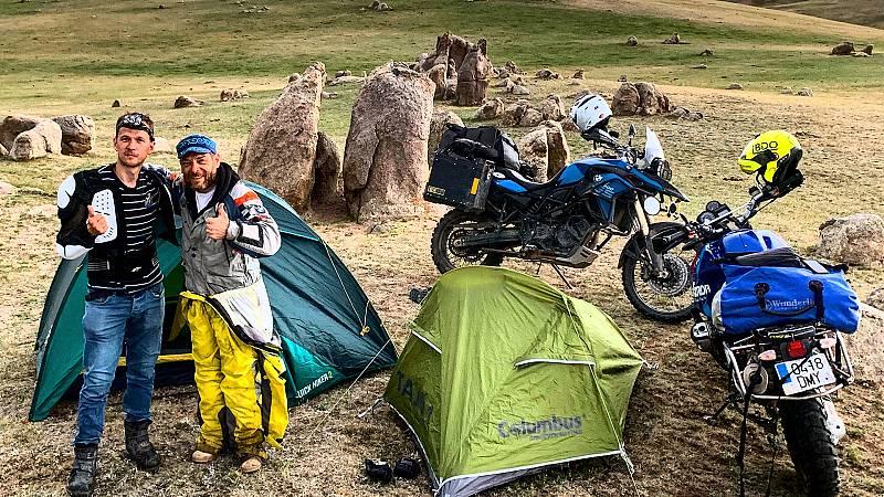 Diario de un nómada - Las huellas de Gengis Khan: Conociendo el budismo de Mongolia - ver ahora