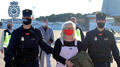 La etarra Natividad Jáuregui ha sido extraditada a España por Bélgica