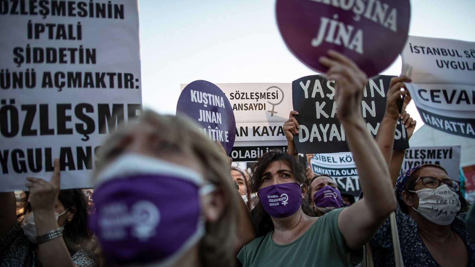 Convenio de Estambul, un tratado europeo que España ratificó en 2014 y que ahora algunos países ponen en cuestión