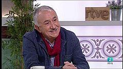 """Josep Maria Álvarez: """"La primera etapa del teletreball va ser un 'xollo' pels empresaris"""""""