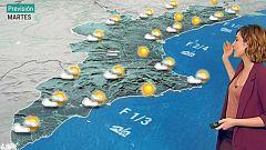 El tiempo en la Comunidad Valenciana - 23/11/20