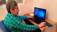 En Lengua de Signos - María Jesús Cañamares, la escritora sordociega